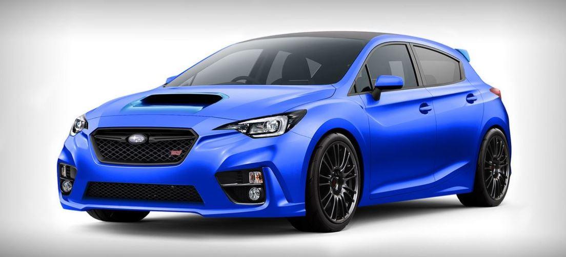 El concept del Subaru Impreza 5 puertas convertido en un WRX STI: ¿Mejor ahora?