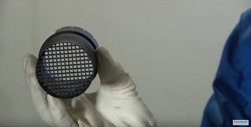 malla filtro motor volkswagen