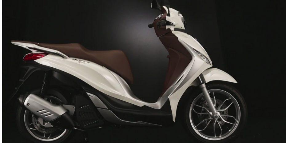 Nuevo Piaggio Medley 125i, el rueda alta casi perfecto: Incluye Stop&Start y ABS de serie