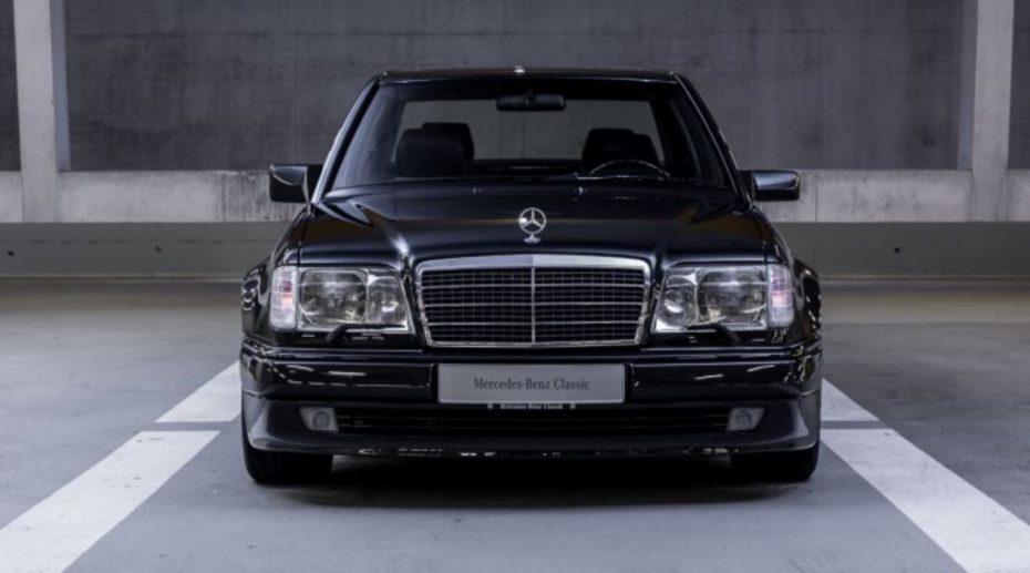 El Museo Mercedes-Benz ahora vende joyas: ¡Clásicos de escádalo como nuevos!