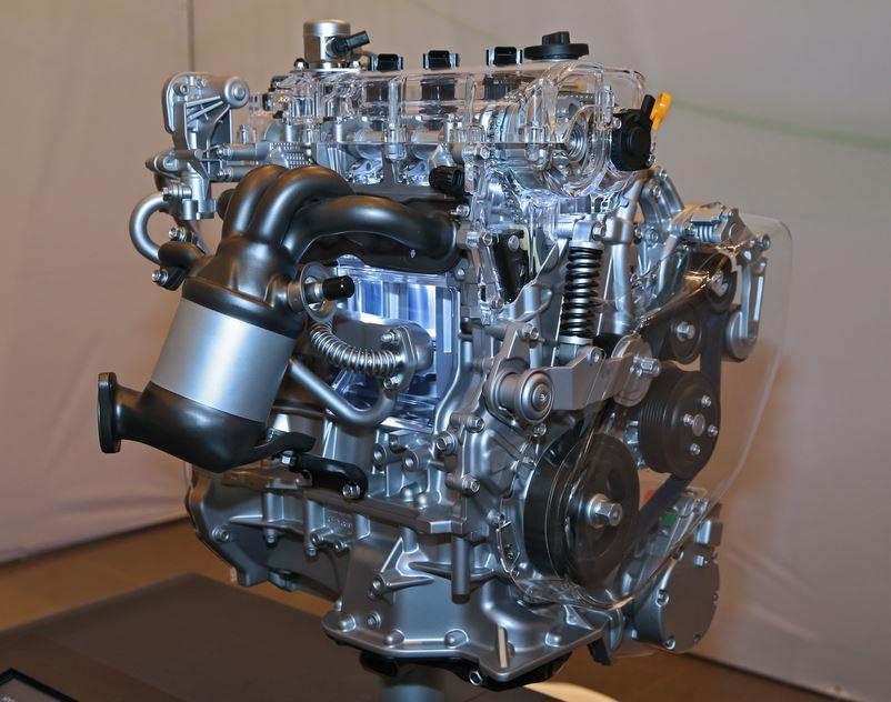 Hyundai nos muestra su nuevo motor GDi híbrido adaptado y su transmisión automática de 8 velocidades