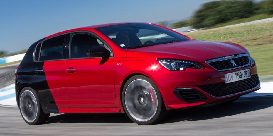 El Peugeot 308 se cuela en el Top 10 europeo durante octubre: El VW Golf se mantiene líder