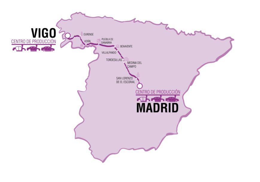Mañana se realizará el primer trayecto de coche autónomo en España: ¿Sabes qué marca lo hará?
