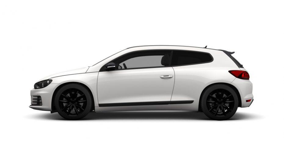 """Nueva edición """"Typhoon by R-Line"""" para el VW Scirocco: Más equipamiento y más barato"""
