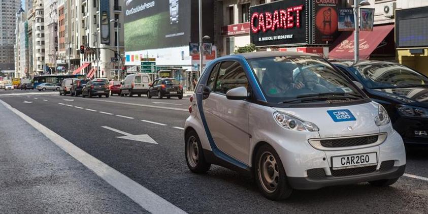 Smart dominó las ventas de eléctricos en España durante noviembre; Mitsubishi los PHEV