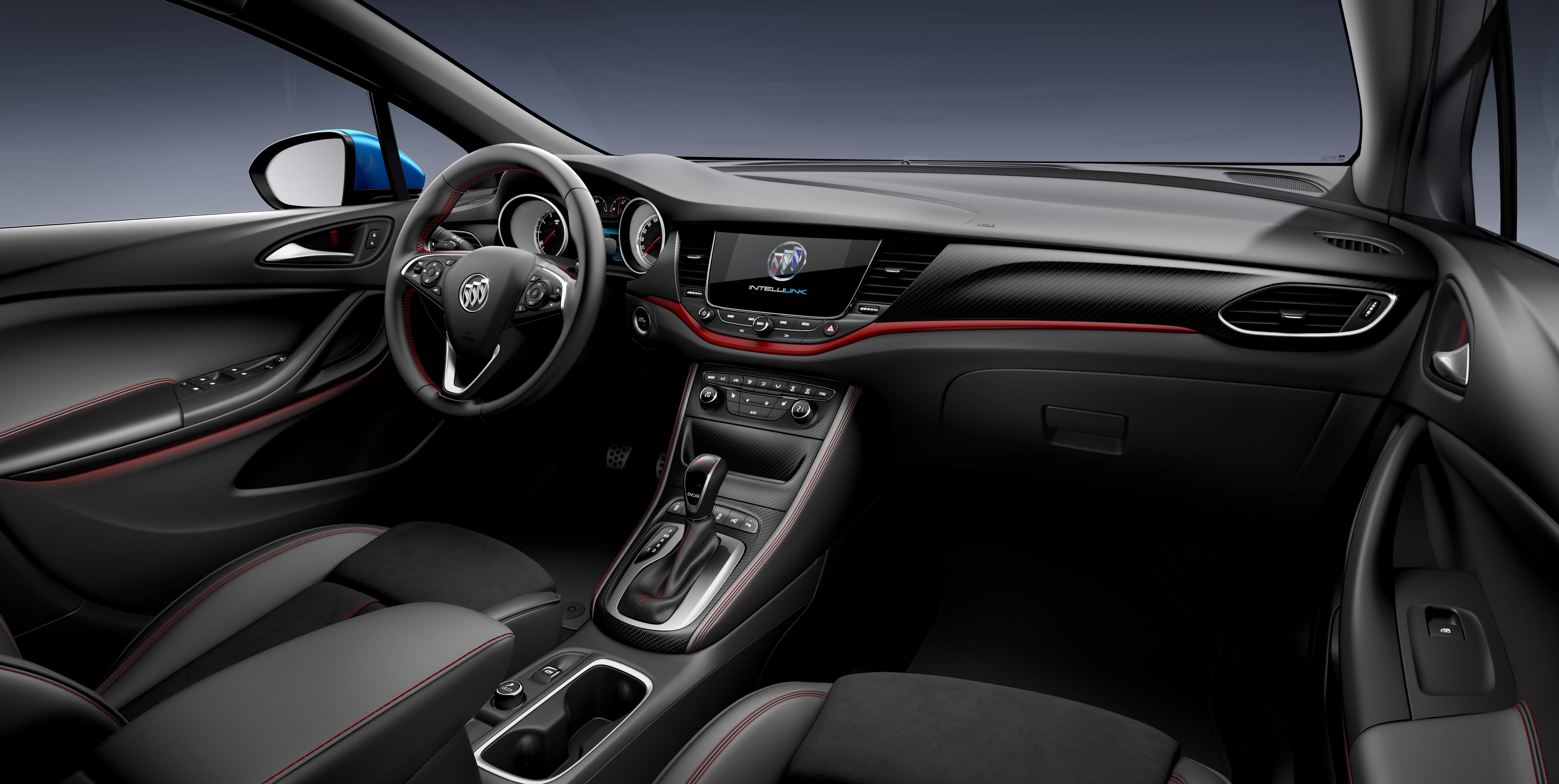 Así es el nuevo Buick Verano GS: Se filtran las primeras ...