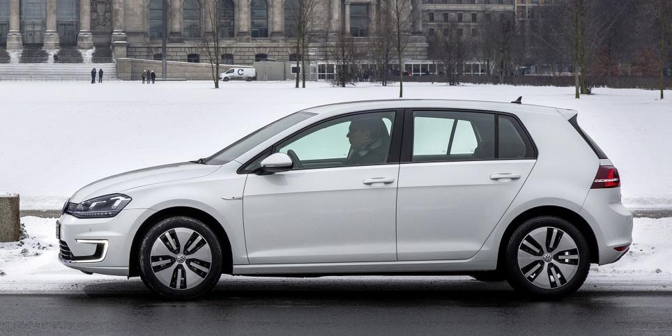 Ventas noviembre 2015, Noruega: El VW e-Golf se mantiene en lo más alto