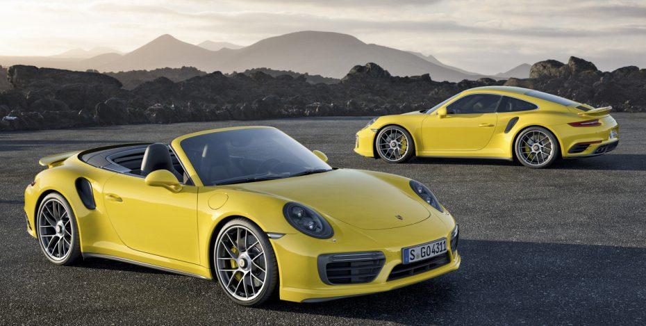 Así son los nuevos Porsche 911 Turbo y 911 Turbo S: Hasta 580 CV de magia bóxer