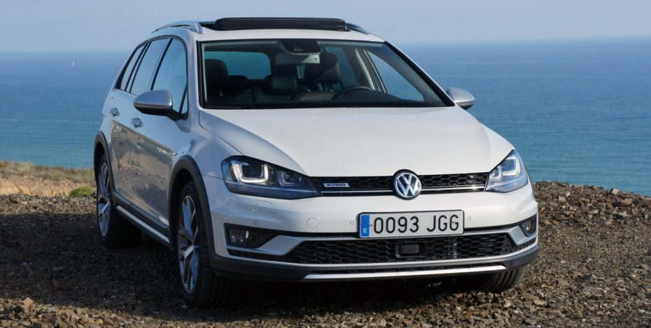 Prueba Volkswagen Golf Alltrack 2.0 TDI 184 CV DSG 4Motion: Rápido, práctico, amplio y muy caro