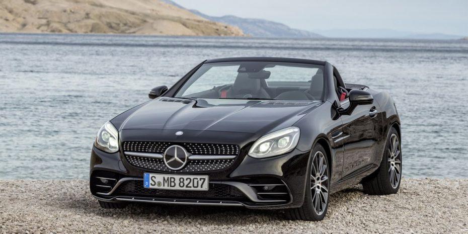 Aquí está el nuevo Mercedes SLC: Adiós al SLK que tantas satisfacciones ha dado