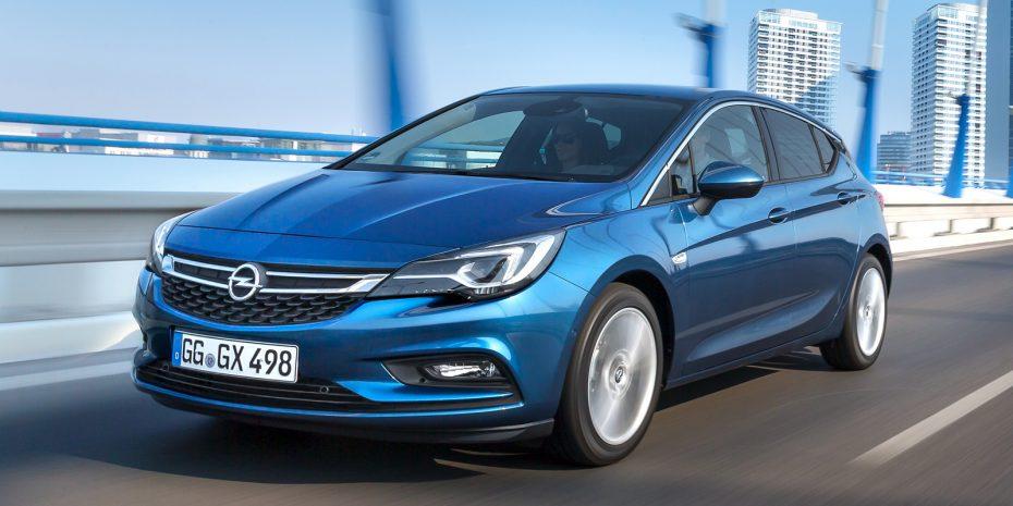 """El Opel Astra recibe los motores """"gordos"""": Hasta 200 CV en gasolina"""