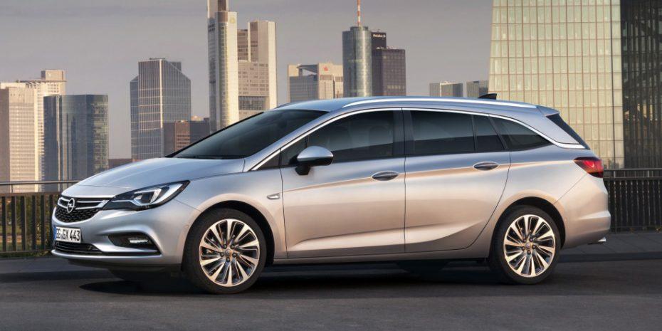 Todos los precios del nuevo Opel Astra Sports Tourer: Llega la carrocería más versátil