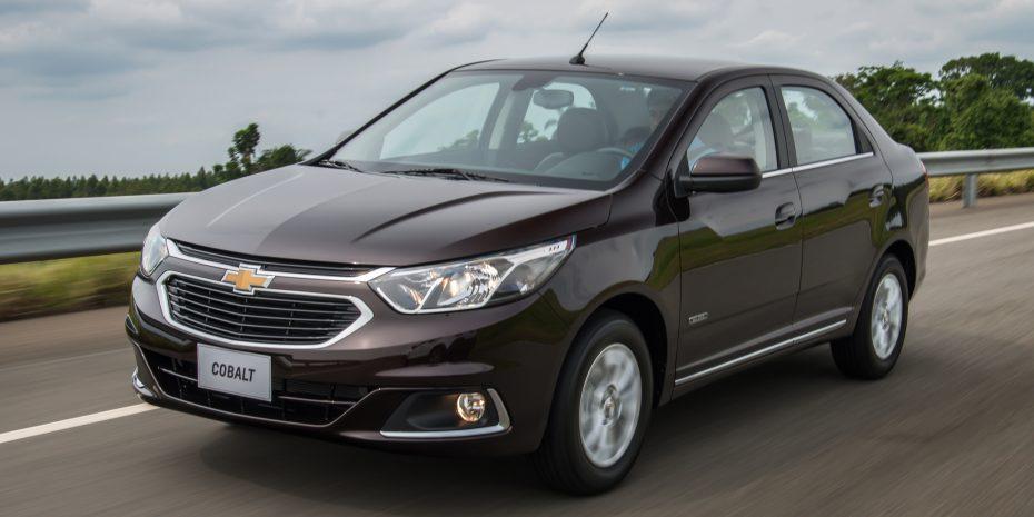 El Chevrolet Cobalt estrena cara: Por fin tiene un diseño atractivo, además de muchas otras mejoras