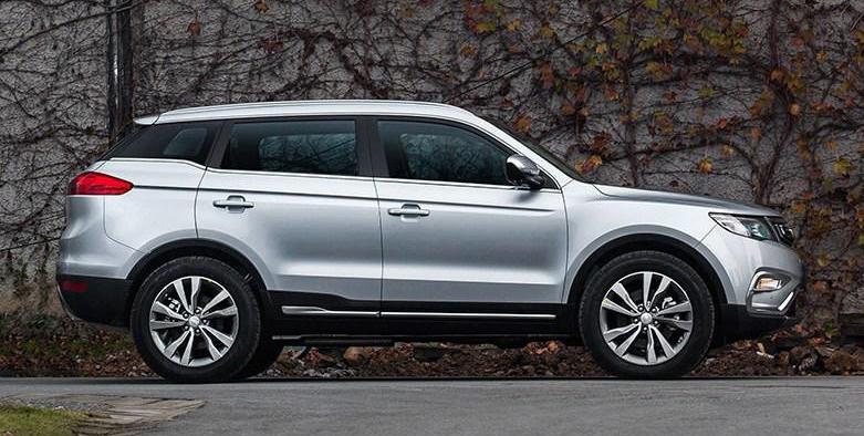 Más detalles del Geely NL-3, el SUV que marcará un antes y un después en los productos chinos