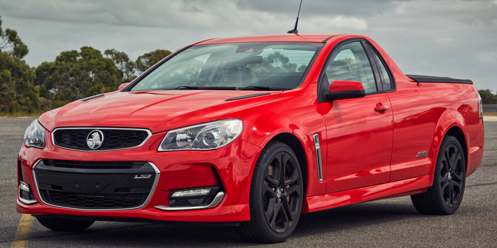 Ventas noviembre 2016, Australia: Holden pierde relevancia; los pick ups reinan