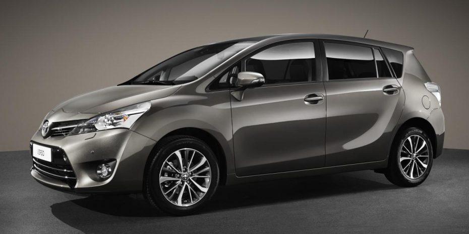 Así es la actualización del Toyota Verso: Llegará en enero
