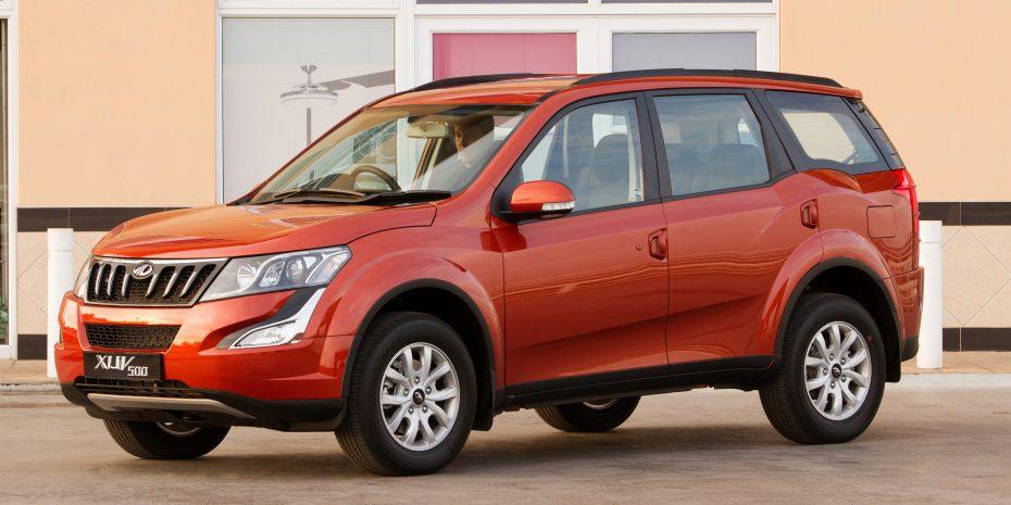 El renovado Mahindra XUV500 ya está a la venta: Arranca en los 17.875 €