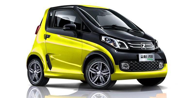 Arranca la comercialización en China del Zotye E200: Un eléctrico interesante por precio
