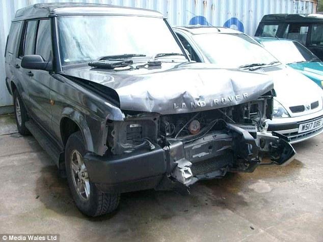 'Crash for cash': Condenada una familia británica por estafar más de 750.000 libras a las aseguradoras