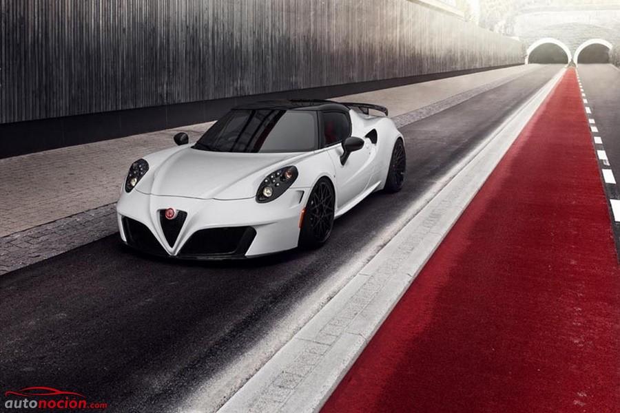 Pogea Racing dota al Alfa Romeo 4C de ese toque radical que tanto echamos en falta
