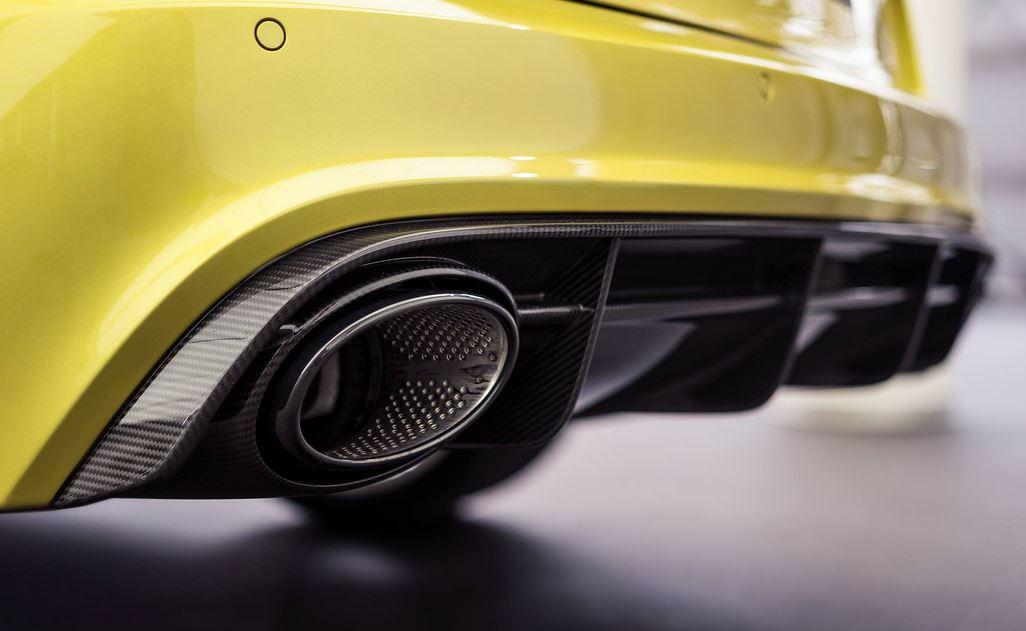Audi RS6 Austin Yellow 3