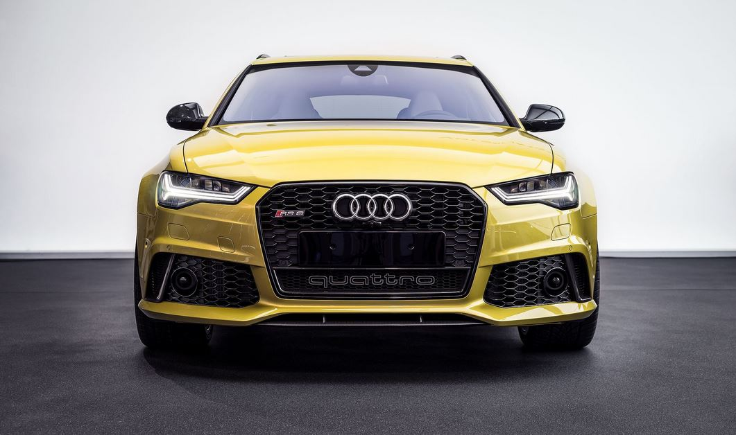 Audi RS6 Austin Yellow 5