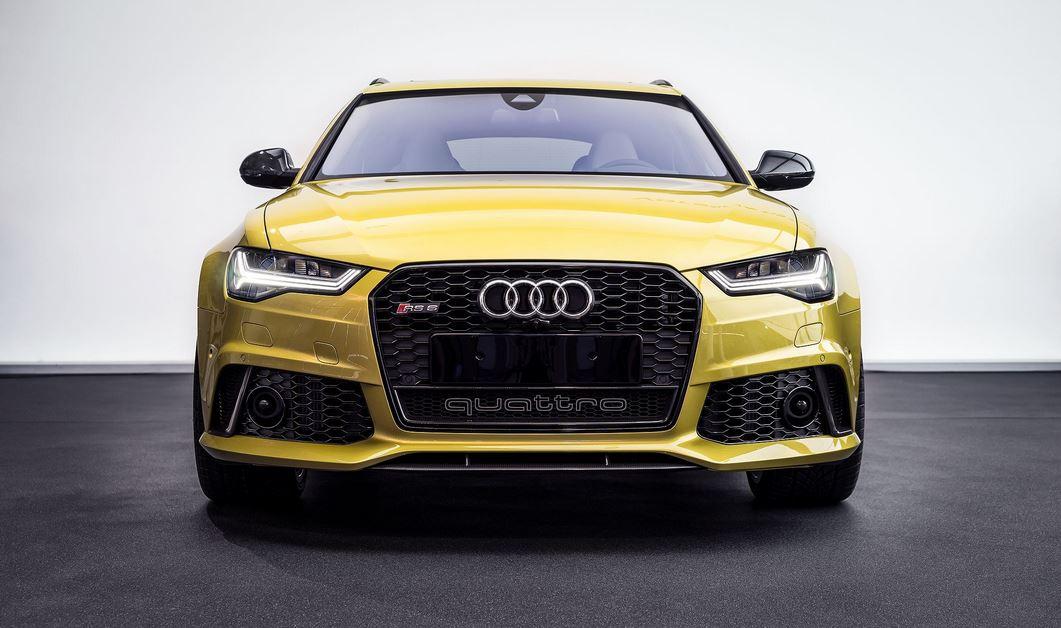 Audi RS6 Austin Yellow 5