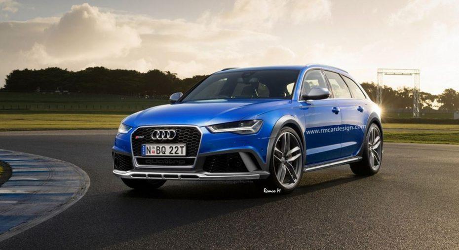¿Te imaginas un Audi RS6 Allroad?: Pues agárrate porque es más que posible que lo veamos…