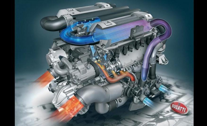 Bugatti Veyron W-16 (1)
