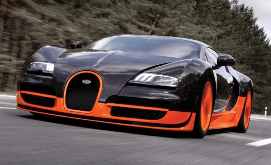 Bugatti Veyron W-16 (2)