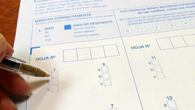 Estas son las novedades en el examen para obtener el carné de conducir