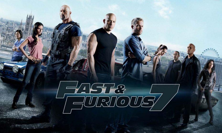 'Fast & Furious 7' se corona como la película con más fallos durante 2015 ¿Te los sabes todos?
