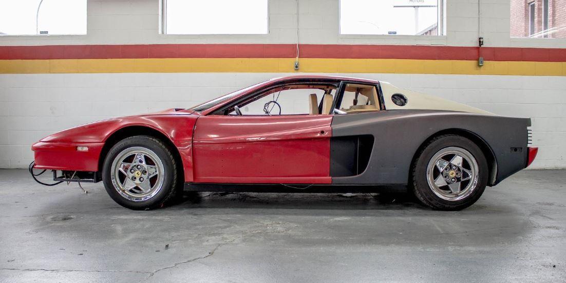 Ferrari testarossa 29