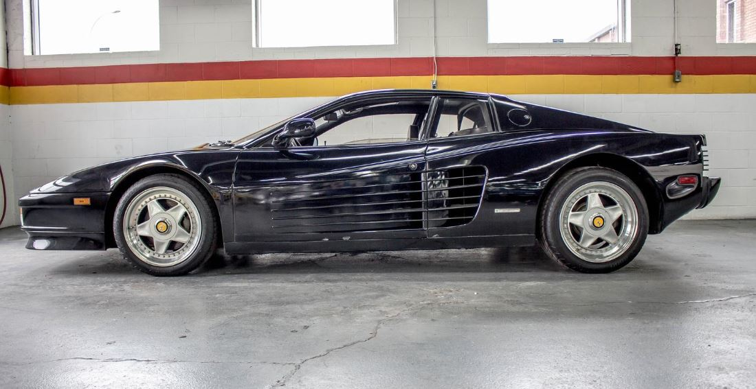 Ferrari testarossa 39