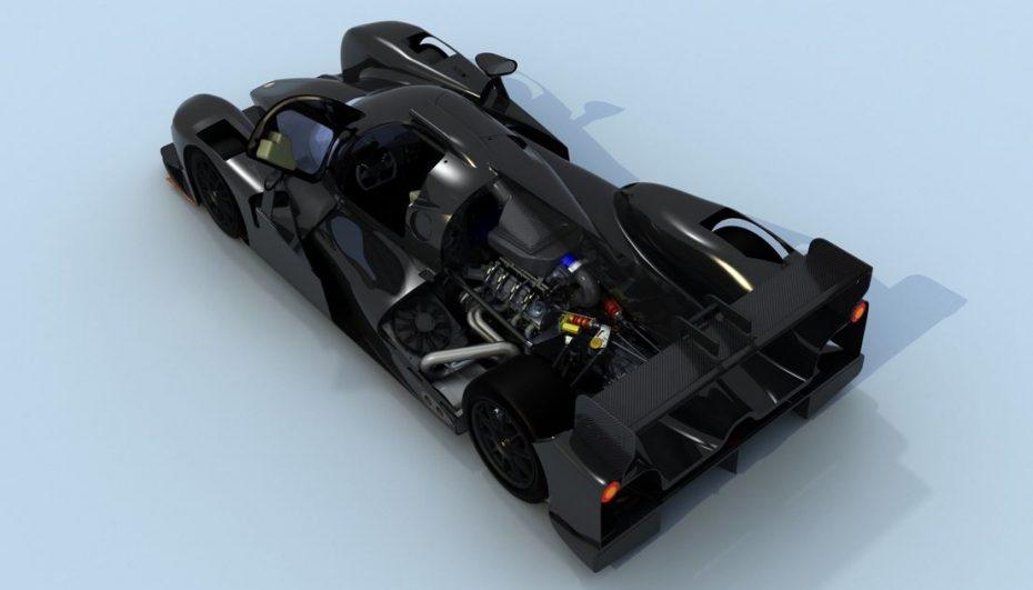 Ginetta G57: El prototipo de carreras que dará un nuevo futuro a la marca