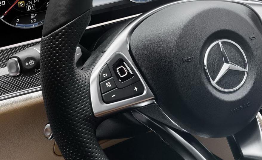 Interior Mercedes Clase E 2016 9
