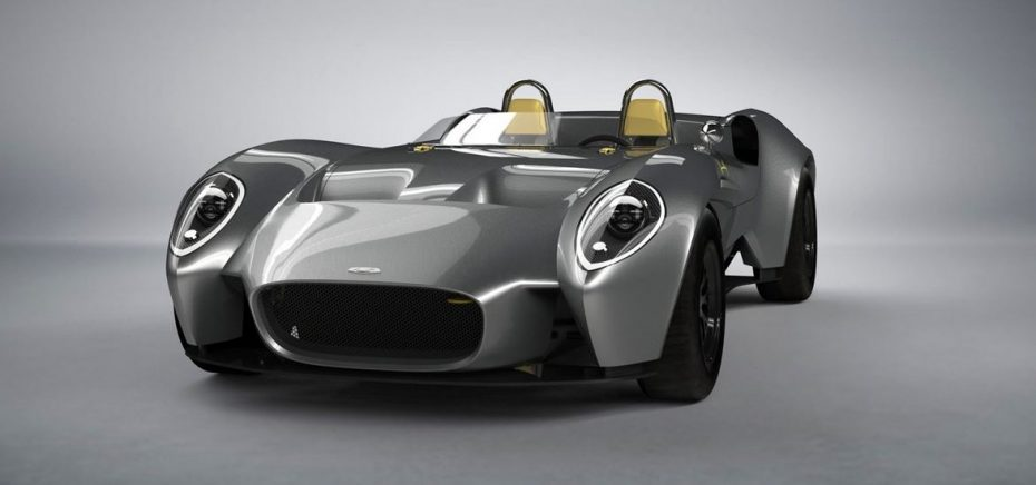 "Jannarelly Design-1, el exclusivo y personalizable roadster ""Made in Dubai"""