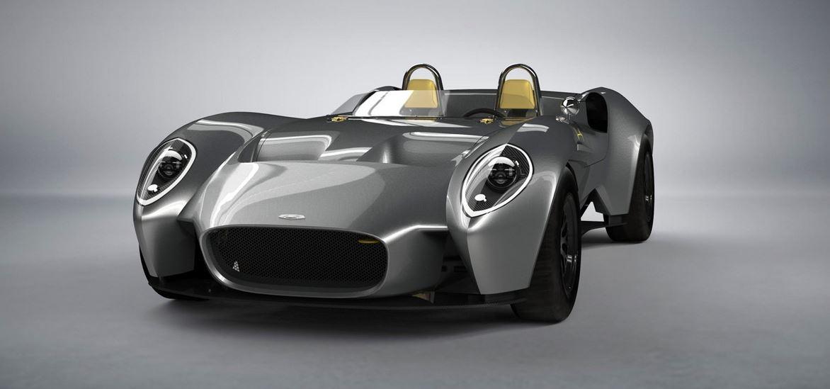"""Jannarelly Design-1, el exclusivo y personalizable roadster """"Made in Dubai"""""""