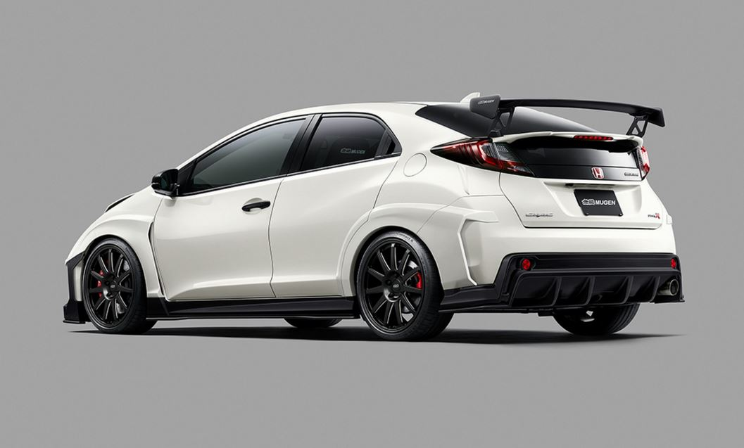 MUGEN HONDA CIVIC Type R 2016 2