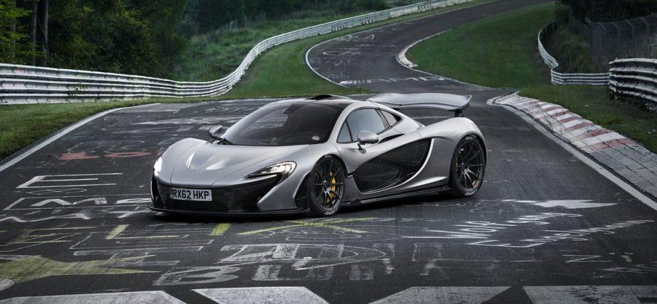 Bye, Bye McLaren P1: La producción finaliza con la unidad número 375