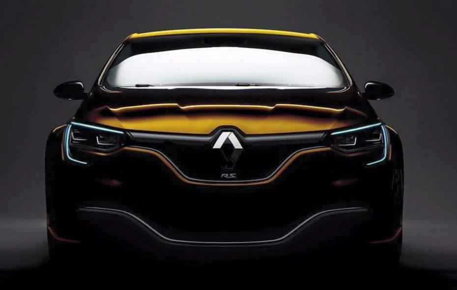 ¿Estamos ante las primeras imágenes del nuevo Renault Mégane RS?