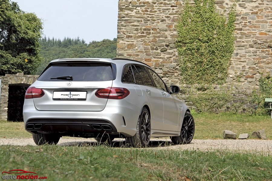 Mercedes-AMG C63 S Estate por Posaidon (12)
