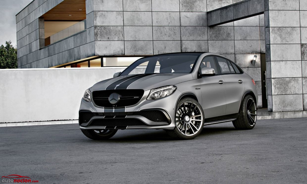 Mercedes Amg Gle 63 Coupe Por Wheelsandmore Potente Por