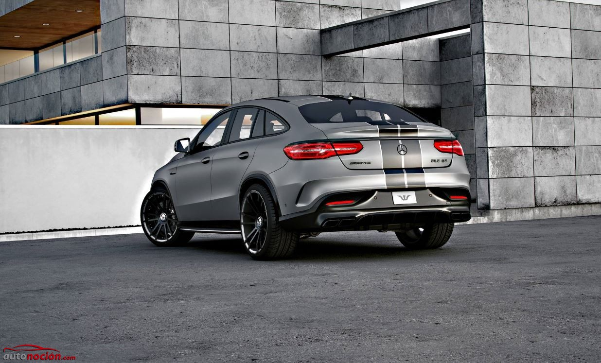 Mercedes-AMG GLE Coupe por Wheelsandmore (6)