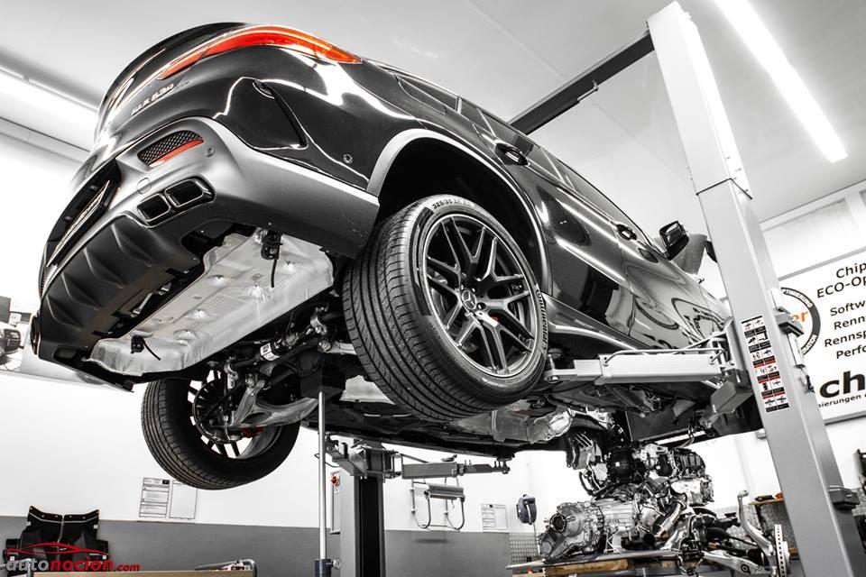 Mercedes-AMG GLE63 S Coupe por McChip-DKR (4)