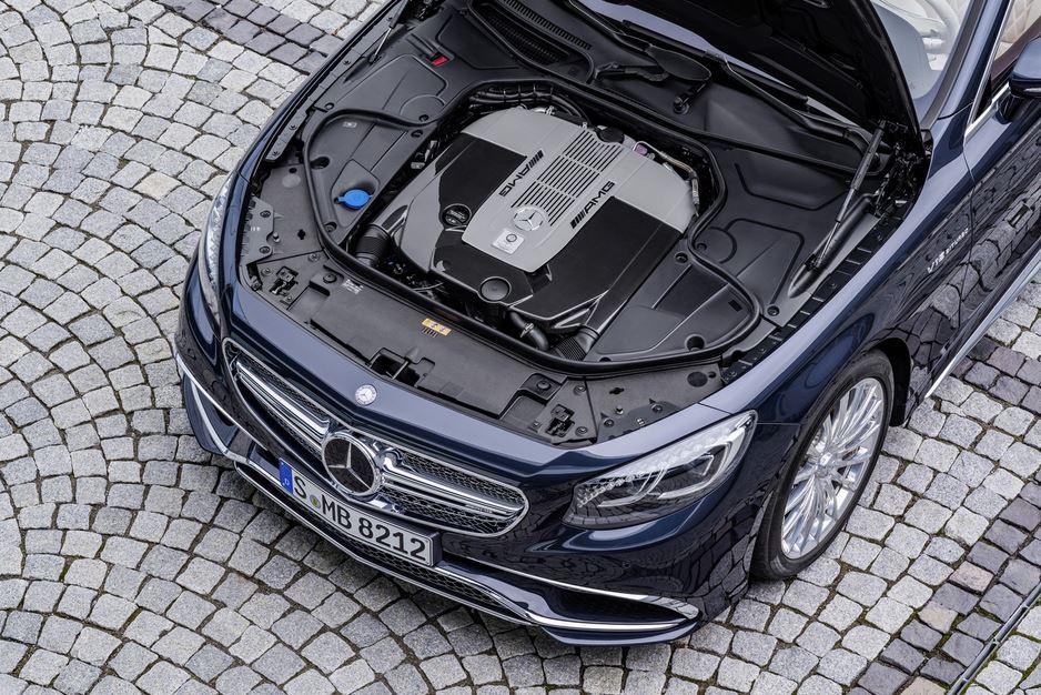 Mercedes-AMG S65 Cabriolet 10