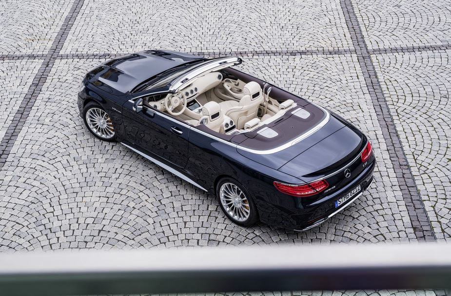 Mercedes-AMG S65 Cabriolet 12