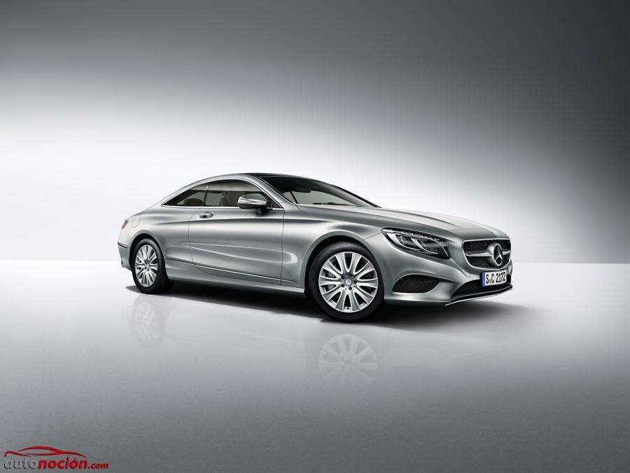 Mercedes-Benz S 400 4MATIC Coupe: Llega la versión de acceso al Gran Coupé de la Estrella