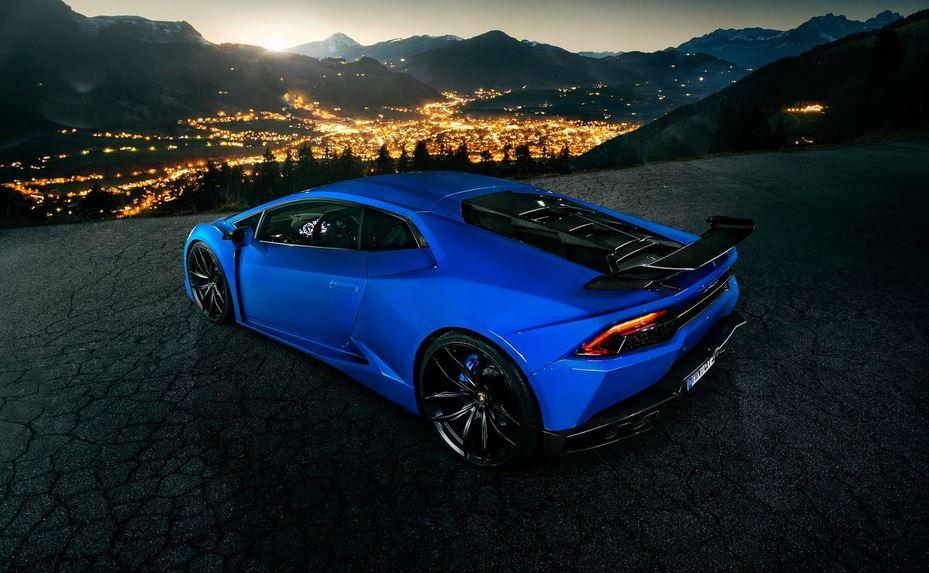 Novitec Torado Lamborghini Huracan N-Largo 1