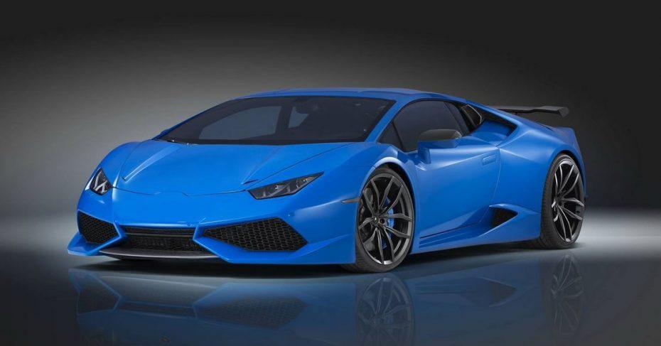 Novitec Torado Lamborghini Huracan N-Largo: Un Huracán más alemán que nunca